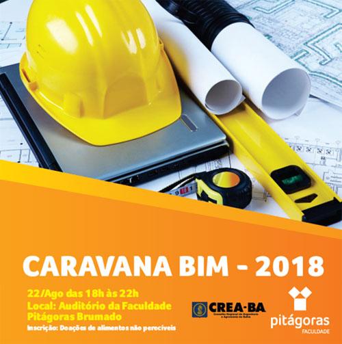 Faculdade Pitágoras sedia evento sobre mudanças tecnológicas na construção civil em Brumado