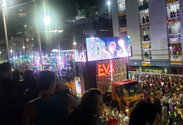 Rui Costa acredita que seja possível a realização do carnaval em 2022