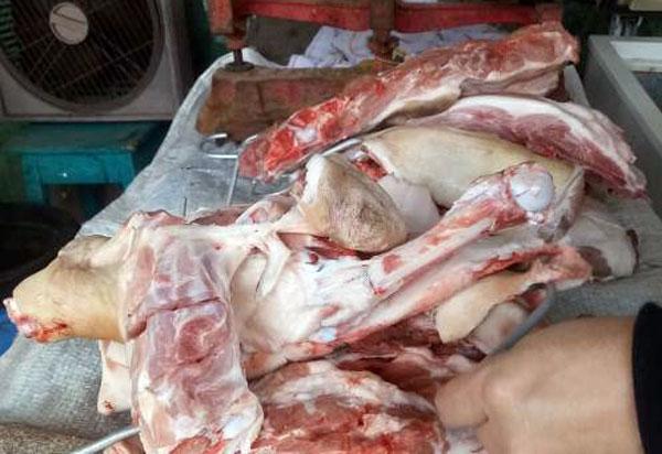 Operação apreende uma tonelada de carne e laticínios clandestinos em Planalto