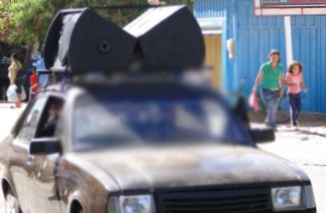 BRUMADO: CARROS DE SOM DEIXA POPULAÇÃO IRRITADA