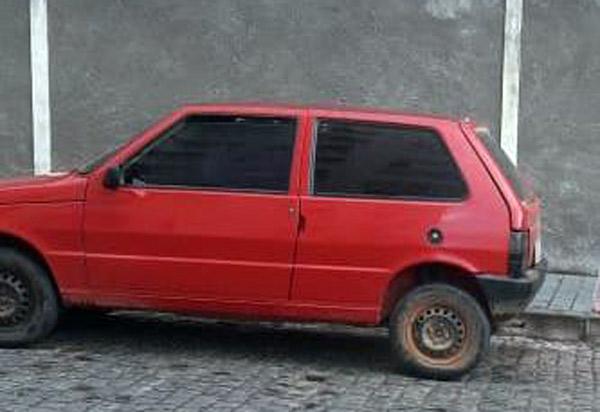 Brumado: Veículo foi furtado no Bairro São Félix