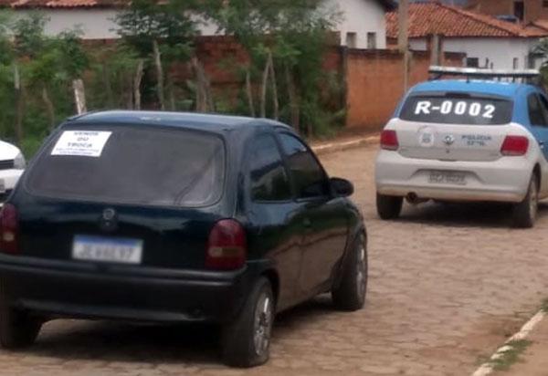 Polícia Militar recupera veículo furtado em Livramento e prende suspeito do crime
