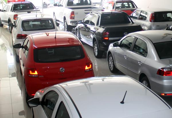 Venda de carros usados cresce 46,5% na Bahia