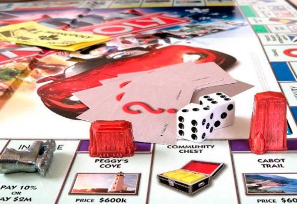 Monopoly: Mística lendária e falsos milionários