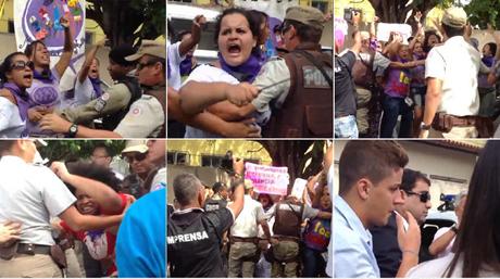 NEW HIT: PROTESTOS NO PRIMEIRO DIA DO JULGAMENTO