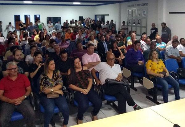 Brumado: reunião realizada no auditório da OAB discutiu os impactos da Zona Azul