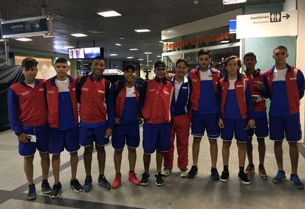 Equipe de futsal do CEB representará a Bahia nos Jogos Escolares da Juventude em Natal