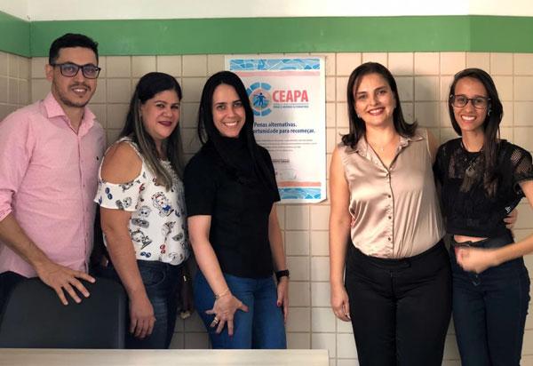 Brumado: CEJUSC aplica técnica da Justiça Restaurativa na CEAPA