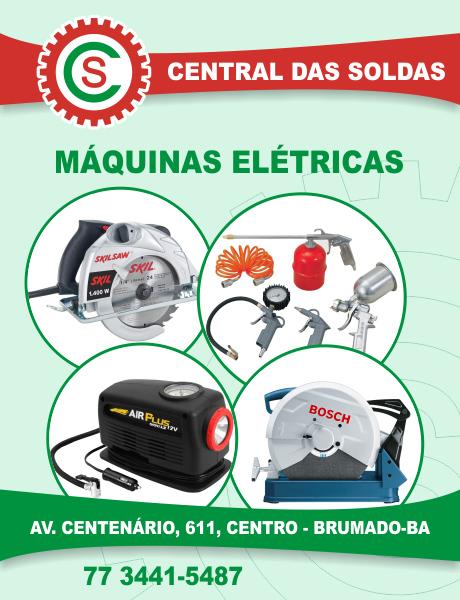 Central das Soldas - Máquinas Elétricas