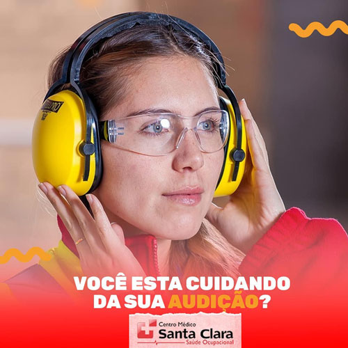 Centro Médico Santa Clara: Fique atento aos limites dos ruídos em sua empresa