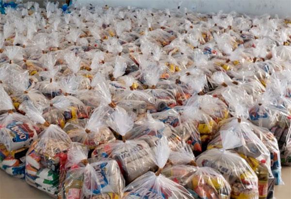 Brumado: Entrega de cestas básicas nas creches e escolas municipais será realizada até dia 11 de maio