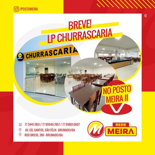 Breve em Brumado LP Churrascaria