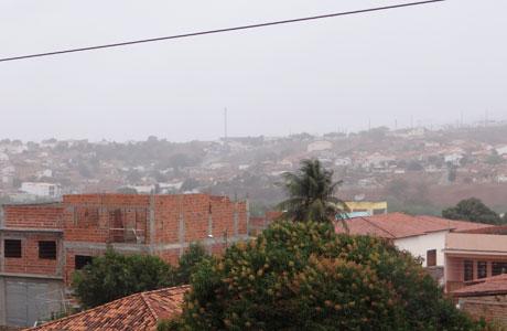 VOLTA CHOVER EM BRUMADO NESSA SEXTA-FEIRA (24)