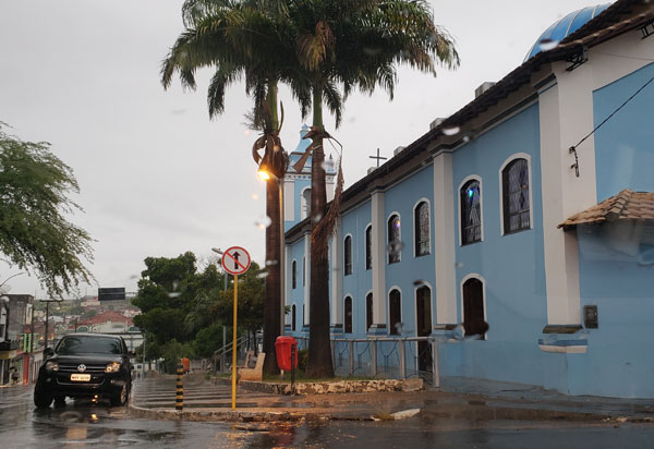 Previsão aponta chuvas em Brumado durante toda a semana