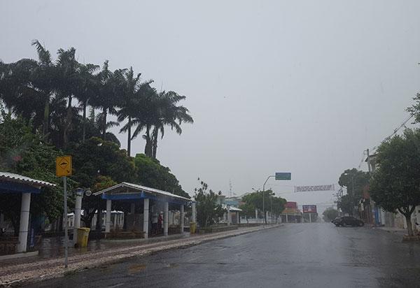 Previsão do tempo aponta pouca chuva em Brumado até o final de semana