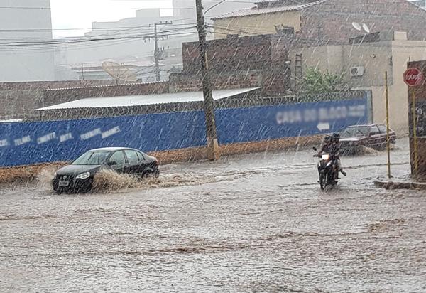Previsão da Seagri aponta 214mm de chuva em Brumado até o próximo domingo (08)