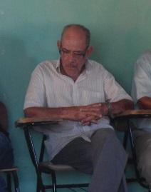 Livramento: Morre o sr. Cicinato pai do delegado Romilson Dourado
