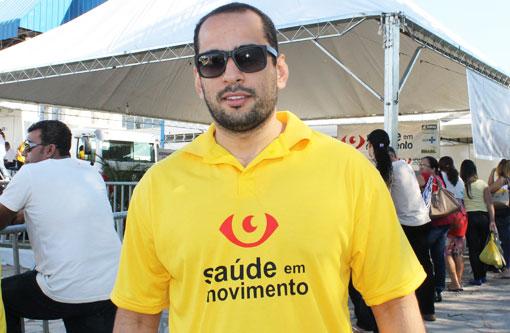 Brumado: Secretário de Saúde comemora números positivos do primeiro dia do Saúde em Movimento