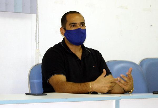 Secretário de Saúde de Brumado confirma 13 casos positivos para o Novo Coronavírus