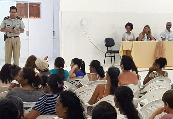 Modelo de Colégio Militar será implementado na Escola Municipal Idalina Azevedo Lobo em Brumado
