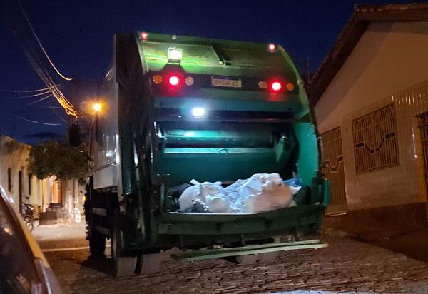 Brumado: Não haverá coleta de lixo nesta quarta (20)