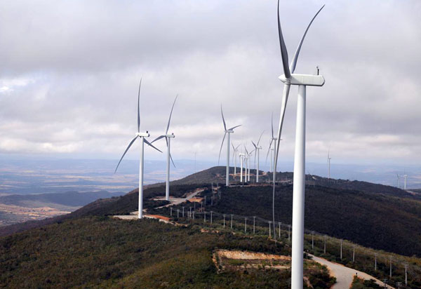 Brumado: Modelo de sucesso, complexo eólico é comprado por grupo chinês