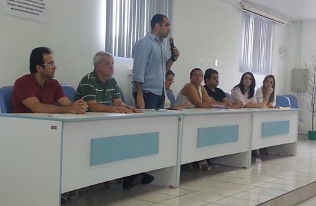 Brumado: Foi realizada Reunião de apresentação dos aprovados no Reda