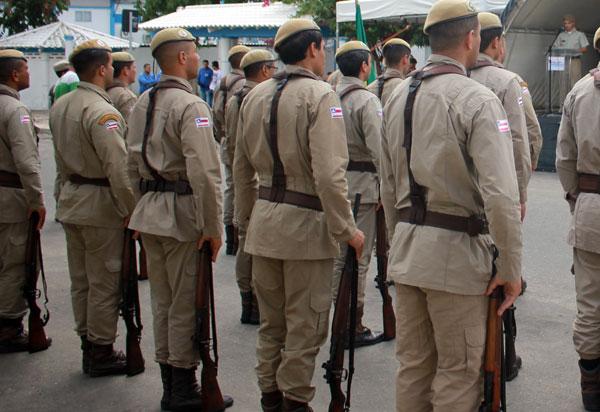 Justiça determina suspensão do Concurso Público para Soldado da Polícia Militar e Corpo de Bombeiros da Bahia