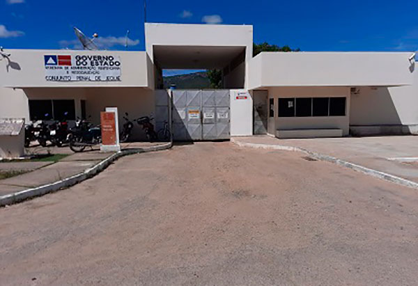 Conjunto Penal de Jequié tem 51 presos infectados por Coronavírus;  visitas foram suspensas