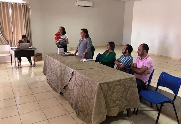 Aracatu: foram empossados os novos membros do Conselho Municipal de Saúde