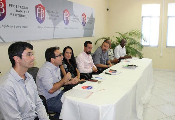 Conselho Técnico define fórmula de disputa do Baianão 2020