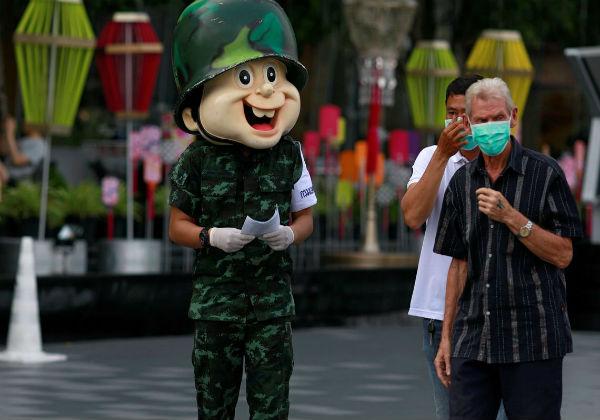 Casos de coronavírus na China passam de 30 mil; total de mortes é superior a 600