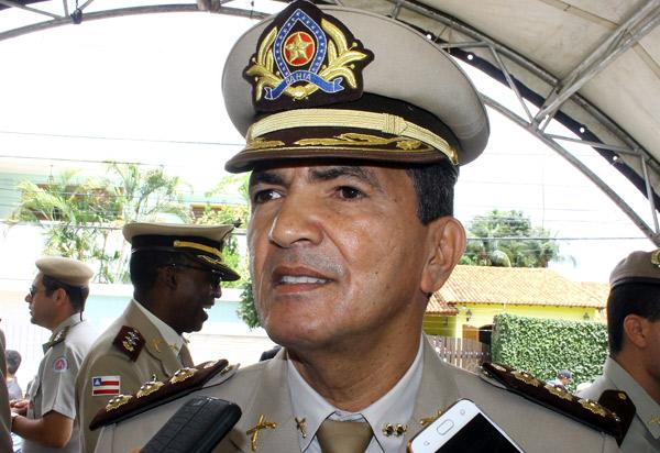 Comandante do CPR SudoesteCoronelIvanildo comenta mudança de comando da34ªCIPM