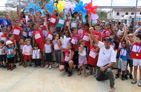 Brumado: Corrida do dia das Crianças foi realizada na comunidade de Campo Seco