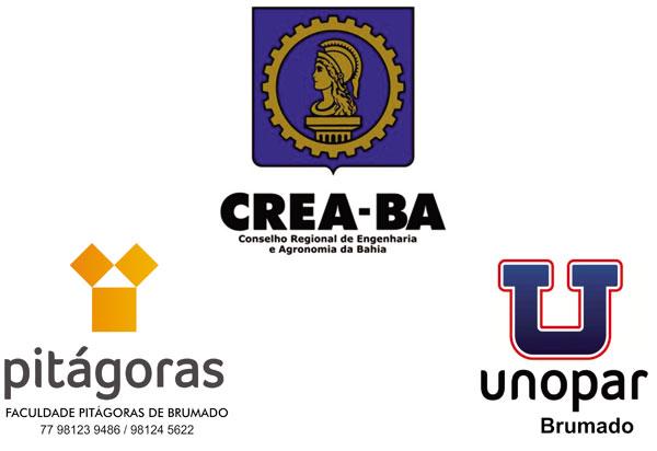 Brumado: Faculdades Pitágoras e UNOPAR realizarão palestra em parceria com o CREA-BA