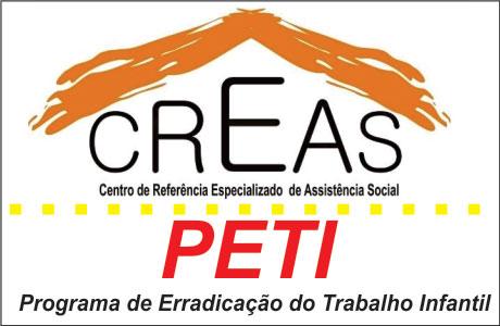 CREAS E PETI REALIZAM SEMINÁRIO