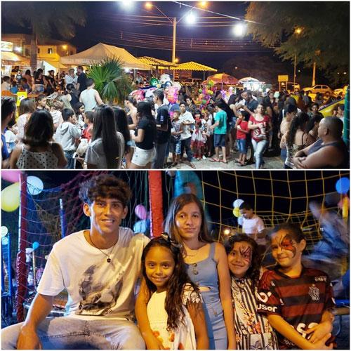 Festa para o público infantil fez a alegria da criançada em Aracatu