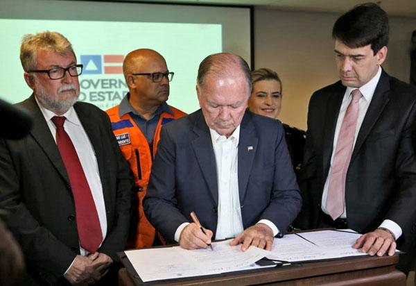 BA: Assinado decreto para apoio a cidades atingidas por manchas de óleo