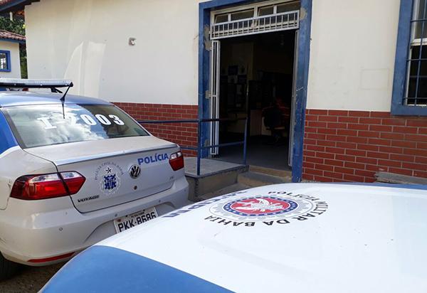 Brumado: Polícia prende homem acusado de espancar jovem de 23 anos
