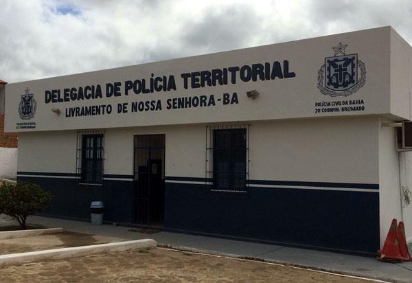 Homem é preso acusado de homicídio no bairro Benito Gama, em Livramento