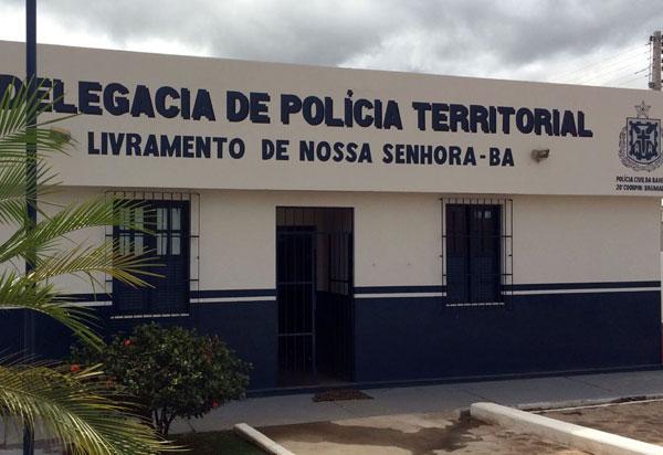 Livramento: homem acusado de estupro no distrito de Itanagé é preso