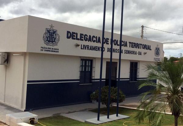 Brumado: Polícia Civil prende condenado por roubo ocorrido em Livramento