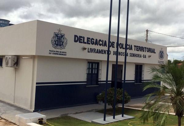 Menor acusado de cometer homicídio com faca em Livramento e apreendido pela Polícia Civil