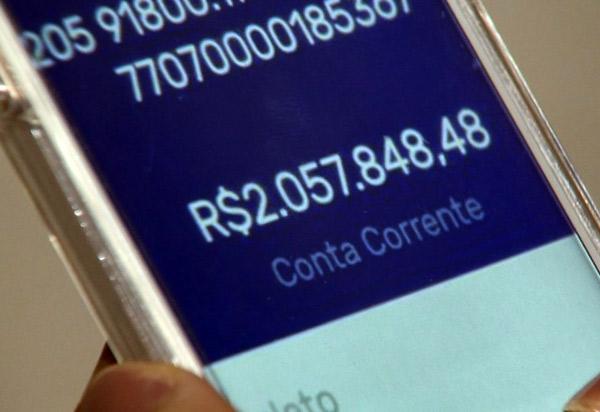 Banco erra e coloca R$ 2 milhões na conta de comerciante