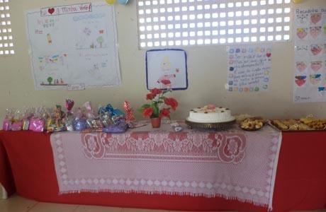 Brumado: A Escola Oscarlina faz Chá da Vovó