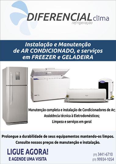 Diferencial Clima - vendas, instalação e manutenção de ar condicionado