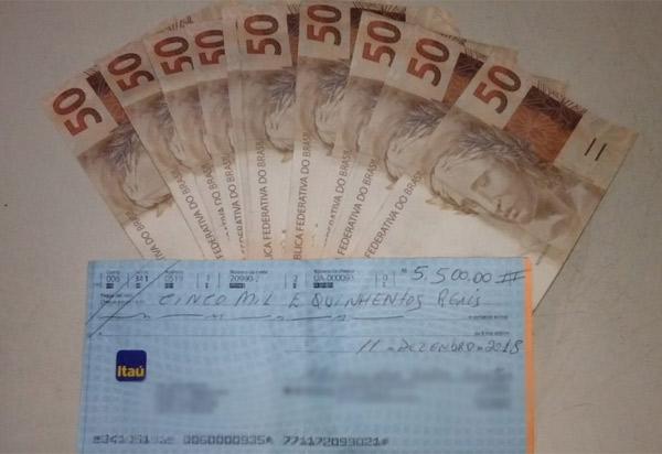 Fugitivo da delegacia de Brumado, autor de homicídio em Ituaçu é preso em Barra da Estiva com dinheiro falso