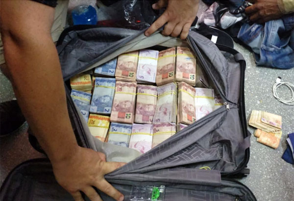 Bahia: PM e PF capturam quadrilha responsável por furto de banco