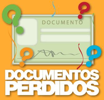 PROCURA-SE DOCUMENTOS PERDIDOS