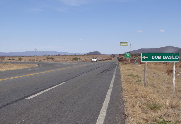 Dom Basílio: Homem morre após cair de motocicleta ás margens da BA-148